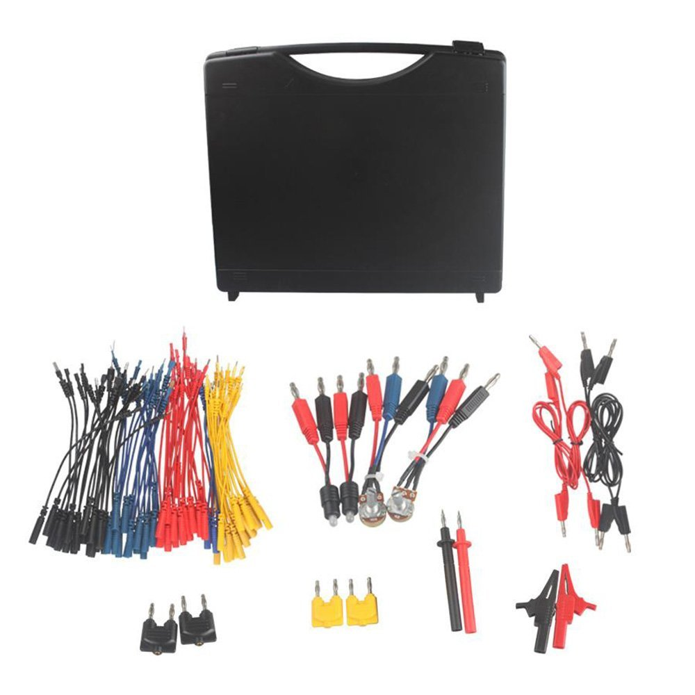 DHL Auto Test Lead Kit Universal Test Wire Resistance Car Mechanical Testers Multi-function Digital Circuit Test Cables Wiring