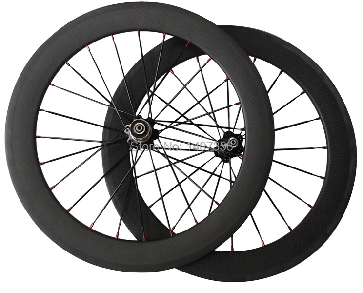 width 25mm 20inch carbon fiber bmx 451 road bike wheelset depth 30mm 38mm 50mm free shipping form china factory
