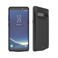 New Battery Charger Case For Samsung Galaxy Note 8 Battery Case Power Bank External Charger Note8 Charge Backup Freeshipping