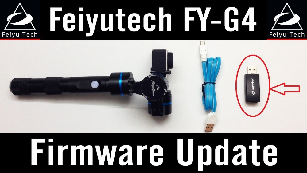 Image 5 - Feiyutech Feiyu USB Connector Firmware Adapter for 3 Axis Handheld Gimbal FY G6 G6 Plus ak2000 Vimble 2 WG G4 Upgraded Adapter-in Sports Camcorder Cases from Consumer Electronics