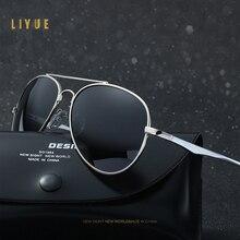 2017 Aluminio Piloto Gafas de Sol de Marca UV400 gafas de Sol Polarizadas de Los Hombres gafas gafas de sol masculino gafas de sol de conducción masculina 867