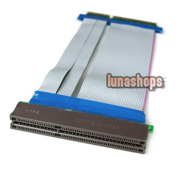 LN002002 AGP 8X Riser Card Adapter Converter Flex Flexible Extender Extension Cable