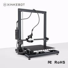 Full Metal XINKEBOT Orca2 Cygnus 3D Printer Large Printing Size DIY Kit 400x400x500mm with 1 Roll PLA Filament