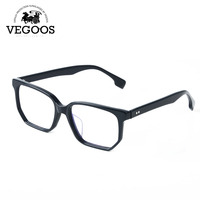 2015 Hot New Fashion Style Retro Male Acetate Myopia Glasses Frames Brand Men Women Eyeglasses Optical