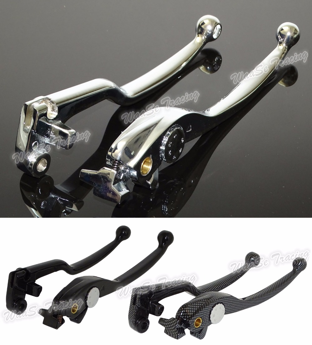 waase Motorcycle Brake Clutch Levers For HONDA CBR600RR CBR 600 RR 2003 2004 2005 2006 motorcycle front and rear brake pads for honda cbr 600 rr 2005 2006 cbr 1000 rr 2004 2005 brake disc pad kit