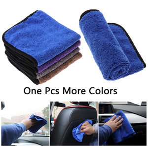 New Coming 40*40cm Washing Towel Car Micro Fiber Soft Cloth Duster Wash Supplies Cleaning Towel Washing Accessories Durable