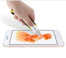 Vidro temperado para iphone 6s 6 7 8 mais acessórios de vidro de proteção para iphone x xs xr xs max 5 5S 10 protetores de tela