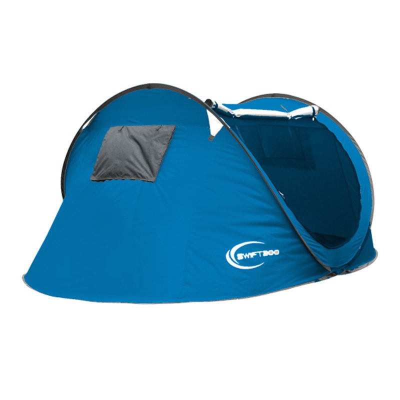 KEUMER New Arrival Single Layer Automatic Uv Protection Waterproof Camping Tent Beach Tent Barraca
