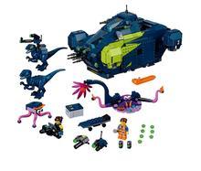 45012 Movie Series Rexs Rexplorer Model Building Block 1325pcs Bricks Toys Gift Compatible With Bela 70835