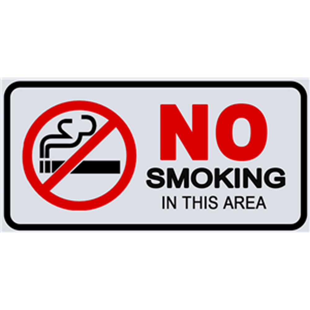 No smoking Vintage Metal Tin Sign Chic Home Bar Cafe Vintage Art Metal Tin Signs Pub Tavern Retro Decorative Plates Metal Poster in Plaques Signs from Home Garden