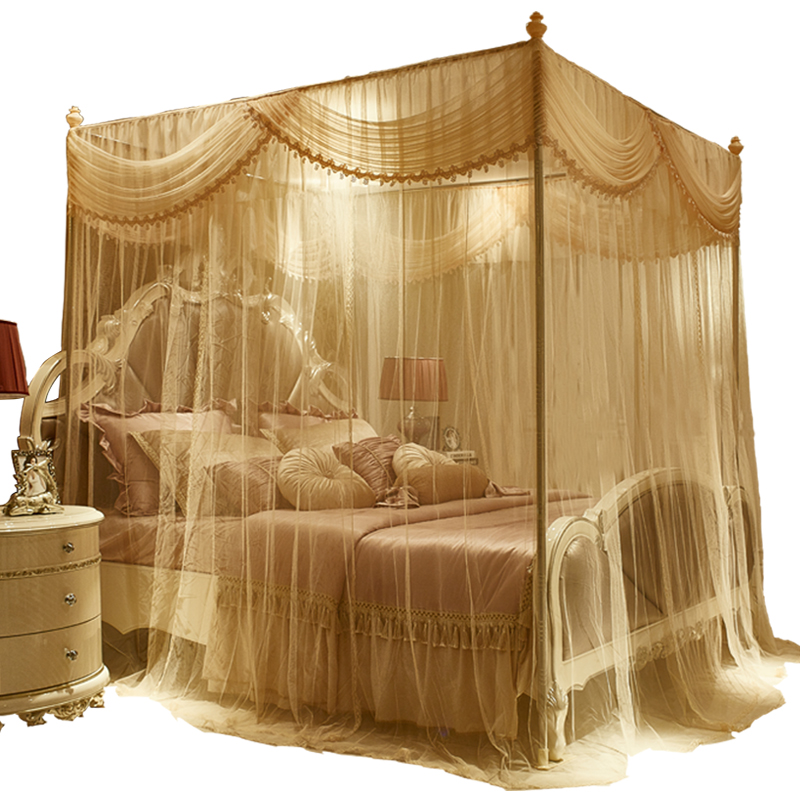 Modern Mosquito Net Bed Netting Canopy Summer Curtain
