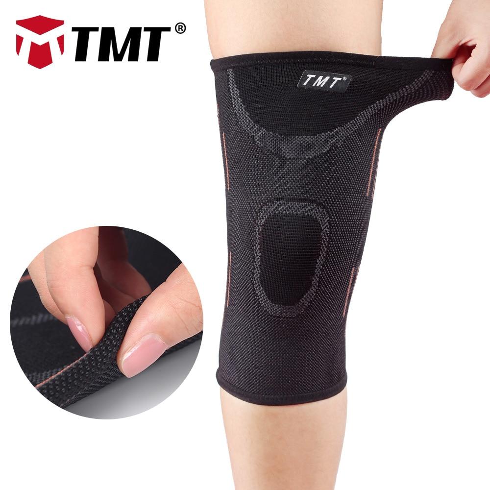 TMT vävningsförmåga breathable basket knätskydd stötdämpare - Sportkläder och accessoarer