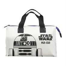 Cartoon Star Wars Nylon Hand Lunch Food Bag Pouch Shopping