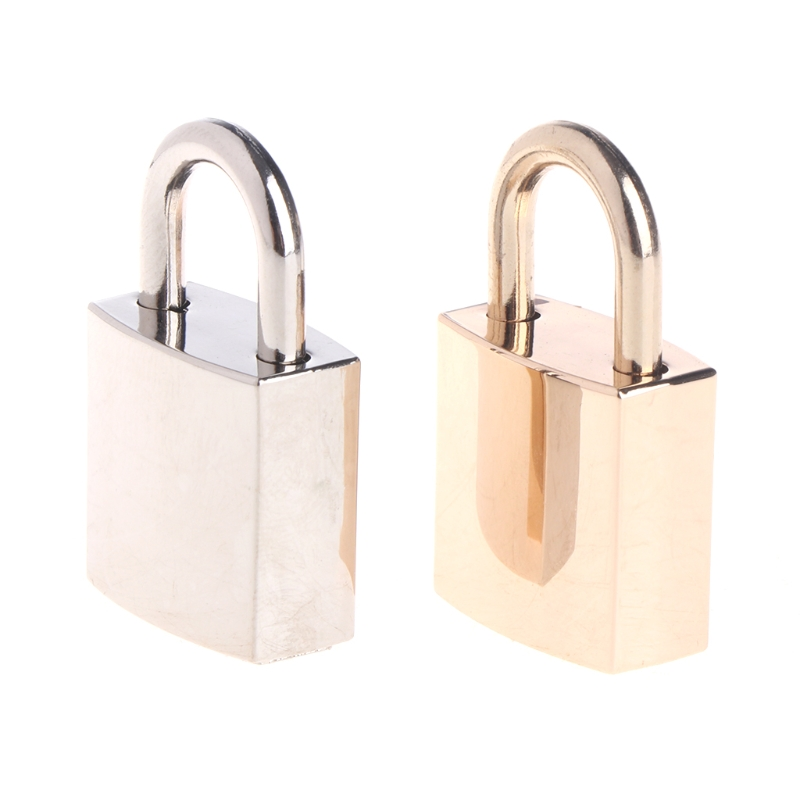 OOTDTY Mini Archaize cadenas serrure à clé avec clé pour boîte à bijoux boîte de rangement journal livre