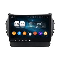 DSP 2 din Android 9.0 Octa Core 9 Car DVD GPS for Hyundai IX45 2014 2016 stereo Radio Bluetooth 4.2 WIFI USB Mirror link