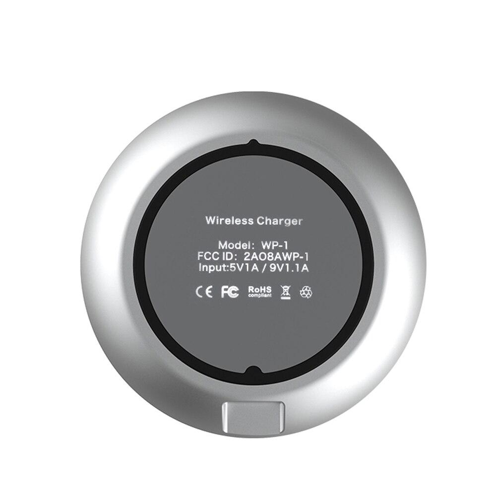 Handys & Telekommunikation Suche Nach FlüGen 2019 Tragbare Aluminium Drahtlose Ladegerät Pad Für Iphone Huawei Xiaomi Samsung Smartphones Handy-zubehör