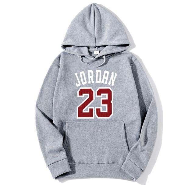 144671f581a6e9 2018 Brand JORDAN 23 Men Sportswear Fashion Brand Print Mens Hoodies  Pullover Hip Hop Mens Tracksuit Sweatshirts Hoodie Sweats