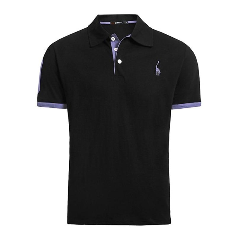 ALI shop ...  ... 33012351316 ... 5 ... Dropshipping 17 Colors Brand Quality 100% Cotton T-Shirts Men Solid Slim Fit Patchwork Embroidery T Shirt Men US S-3XL ...