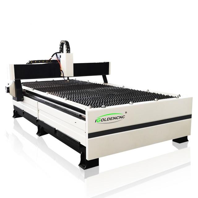 Heavy Duty 1325 plasma cutting machine CNC plasma cutter 4