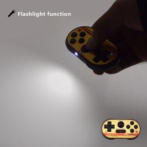 Image 5 - داتا فروج جهاز تحكم صغير للالعاب الفيديو ل FC30 برو بناء في 260 العاب كلاسيكية 8 بت اجهزة اللعبة الالكترونية المحمولة دعم التلفزيون الناتج