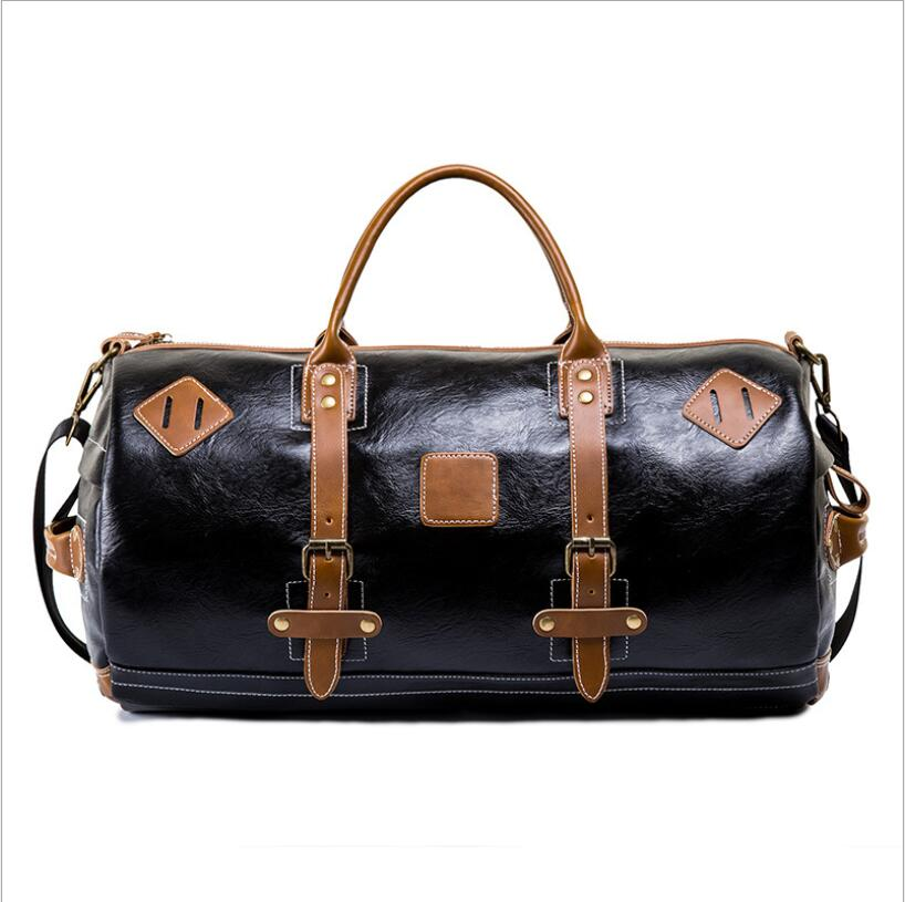 Classic Vintage Tote Bag New Mens Large Capacity Travel Bag Retro Laptop Personality Business Briefcase Office Bags Current Classic Vintage Tote Bag New Mens Large Capacity Travel Bag Retro Laptop Personality Business Briefcase Office Bags Current