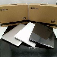 14 дюймов 4 Г RAM 64 Г ROM В тел Atom X5-Z8300/8350 Windows10 HDMI WI-FI Система Ноутбука с Bluetooth и Высокая Емкость Батареи