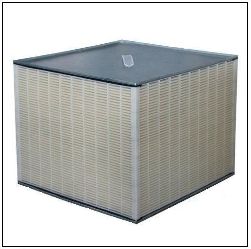 Erc-31 воздушно-водяного воздуха теплообменник ядро всего отопления с температуры и влажности