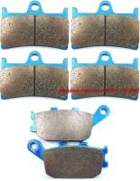 Sintering Road Racing Disc Brake Pads Set fit YAMAHA YZF1000 YZF1000 R1 YZF 1000 R1 LE ( Rad.cal ) 2006