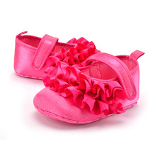 0-18M Toddler Newborn Shoes Baby Infant Kids Girl Soft Sole Cotton First Walker Shoes