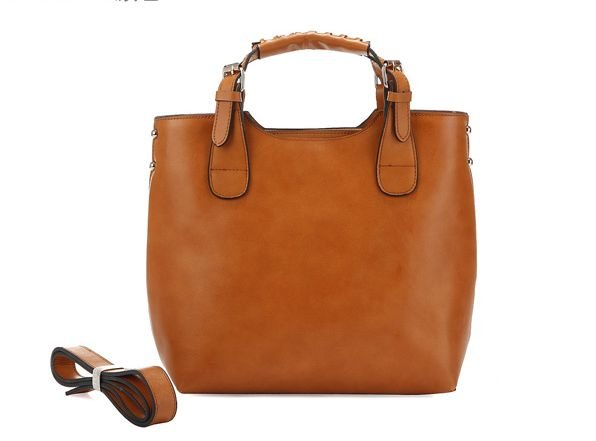 2012 Hot Sale European Fashion Genuine Cowhide Italy Leather Bag Solid  Color Designer Women Totes Handbag