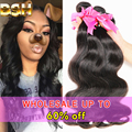 8A Peruvian Virgin Hair Body Wave 3 Bundles Tissage Peruvian Body Wave Wavy Human Hair BodyWave Unprocessed Peruvian Virgin Hair