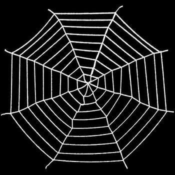Halloween Spider Web Set Large Plush Halloween Prop Halloween Decor For Haunted House Party 1