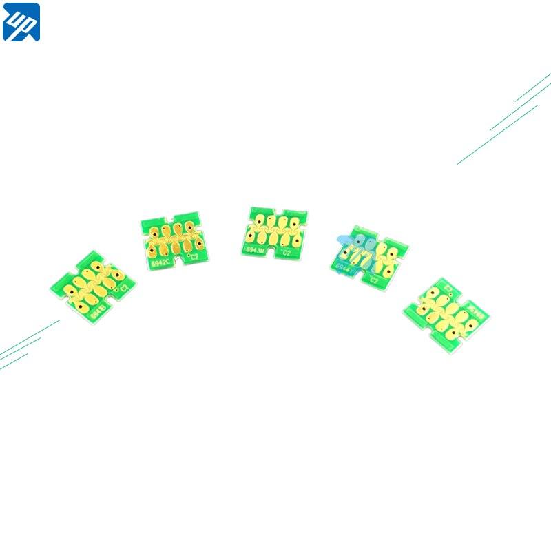 5 zestawów jeden raz czip do urządzeń firmy Epson T3000 T5000 T7000 T3200 T5200 T7200 T3070 T5070 T7070 T3270 T5270 T7270 T3270D T5270D w Chipy tonera od Komputer i biuro na AliExpress - 11.11_Double 11Singles' Day 1