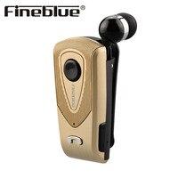 2017 Fineblue F930 Wireless Headphones Bluetooth Headset Handsfree Stereo Bluetooth Earphones Clip Mic Phone Remind Vibration