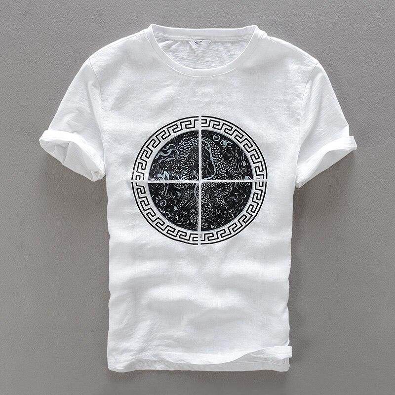 Italia estilo marca ropa hombres camiseta manga corta Camiseta de algodón hombres  casual hombres sólidos camiseta moda verano hombres camiseta chemise 9182391329a93