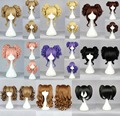 MCOSER Cheap Price Gorgeous Girls Pretty Cute Anime Cosplay Pigtails Gothic Lolita Wig