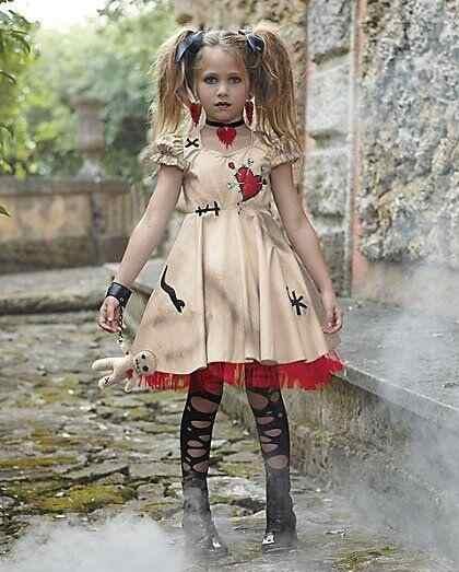 Anak Dewasa Kostum Halloween Devil Cosplay Pesta Setan Mayat Bride Kostum Wanita Halloween Kostum Menakutkan Vampire