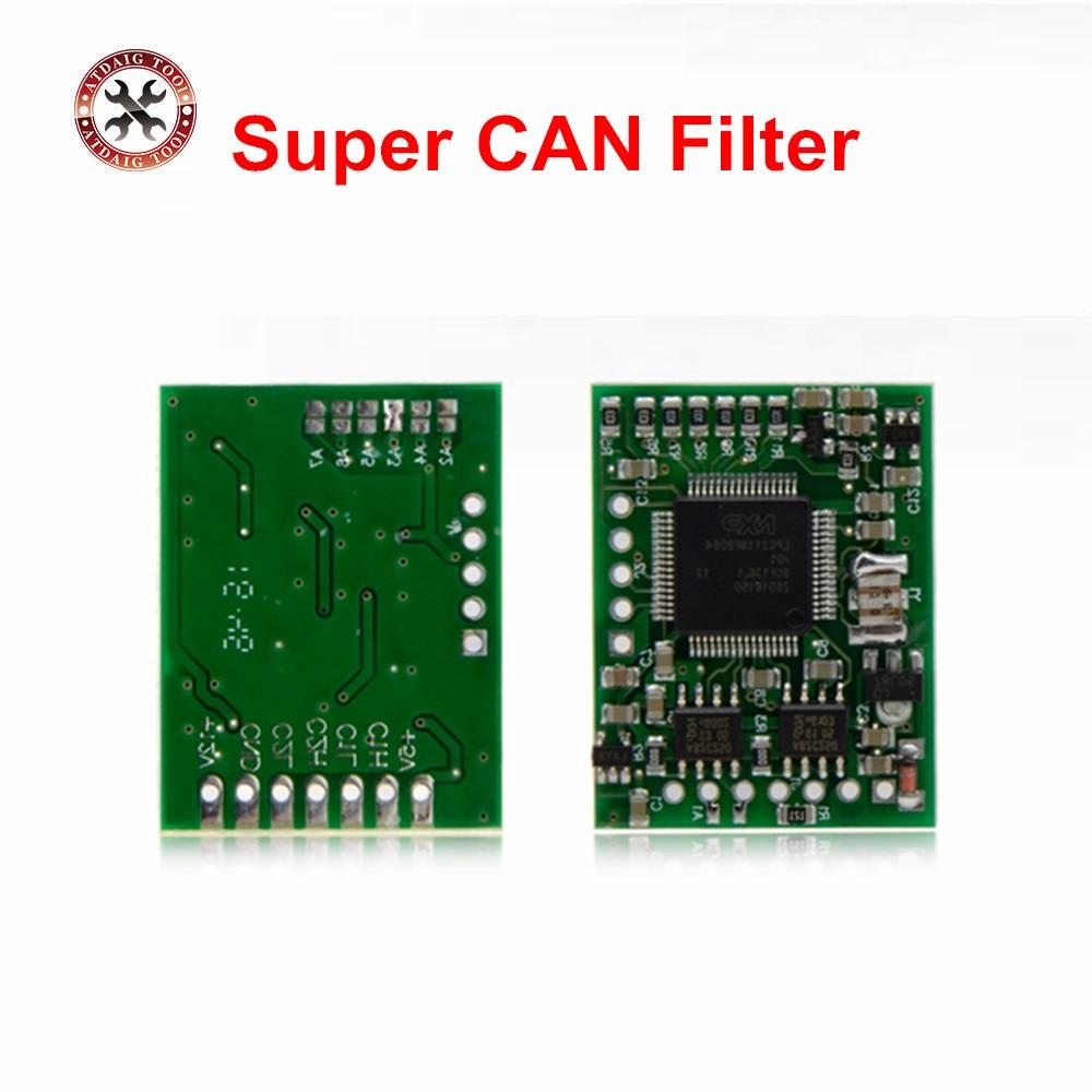 2018 yeni süper için filtre B-M-W CAS4 MB W212 W221 W164 W166 W204 süper CAN filtre yeniden-nault La-guna Me-gane