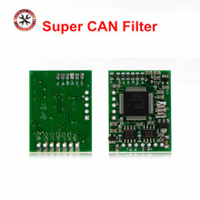 2018 Newest Super CAN Filter for B-M-W CAS4 for MB W212 W221 W164 W166 W204 super can filter for Re-nault La-guna Me-gane