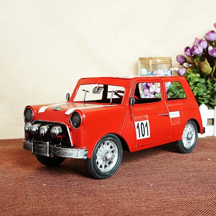 ФОТО New HR8552 Retro Classic Car Model Artifacts Creative gifts Household Adornment
