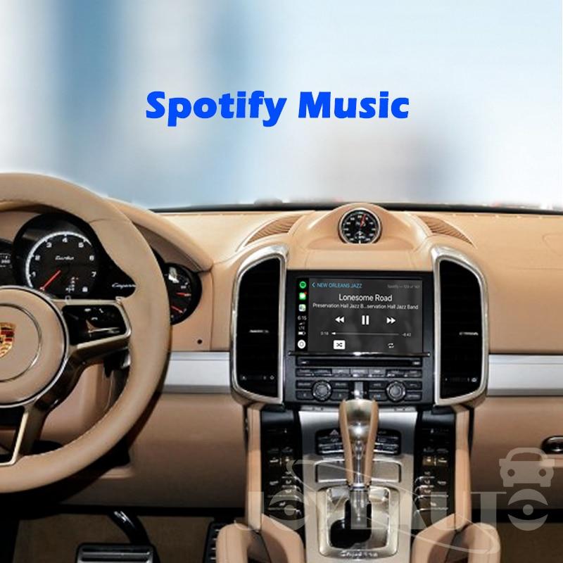 Aftermarket OEM PCM 3 1 Wireless Apple CarPlay Retrofit for Porsche Cayenne  Macan Cayman Panamera Boxster 911 Car play Upgrade