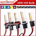 2X AC 12V 35w hid xenon bulb h1 h3 h4 h7 h8 h9 h11 h10 9005 9006 hb3 hb4 purple pink green blue yellow 3000K hid lamp xenon led