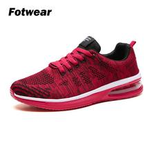 Fotwear Men lightweight sneakers Fashion City Style casual shoes Breathable Mesh Krasovki Masculino Air cushion