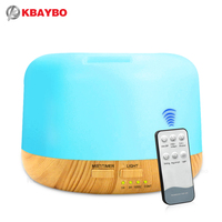 Ejoai 300ml Air Conditioning Humidifier Aroma Essential Oil Diffuser Mist Humidifier Aromatherapy Diffuser With 7 Color