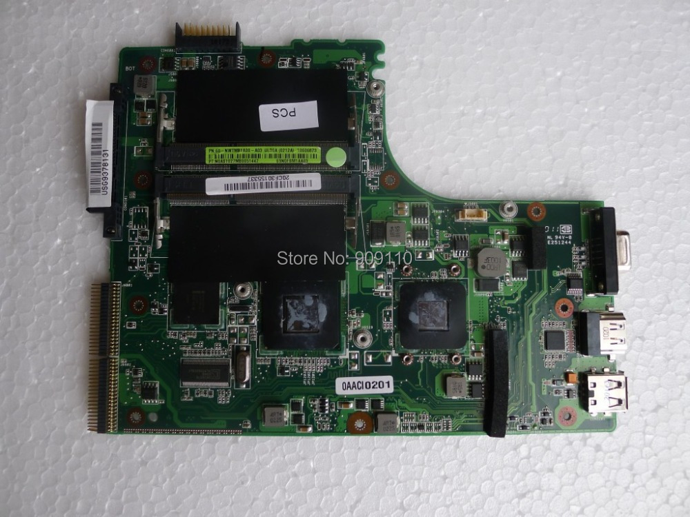UL30A integrated motherboard for laptop UL30A 100%full test