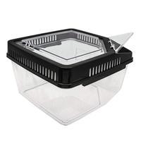 Прозрачная коробка для разведения инкубатор Террариум ящик для рептилий амфибия для змеиной клетки Ящерица Черепаха Паук рептилия комбина...