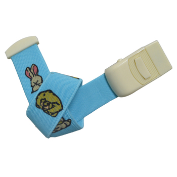 100 Pieces/pack Tourniquet Quick Slow Release Medical First Aid Paramedic Buckle Outdoor Strap Cartoon Blue