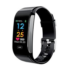 Three Colors Smart Wristband Waterproof Fitness Track Smart Health Activity Monitor Bracelet Band(China)