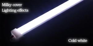 Image 3 - 10 pcs 30cm 5630 5730 DC12V hard rigid bar strip with U aluminum profile shell channel housing cabinet light kitchen light