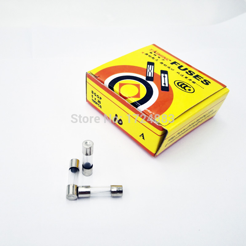 100PCS/Set 5mm*20mm Glass fuse 250V 0.5A 1A 2A 3A 4A 5A 10A 15A 20A 25A fuse glass fuses 5 20 0 1a 0 2a 0 5a 1a 2a 3a 4a 5a 250v fusibili 5x20 glass fuses fast blow glass fuse hot sale